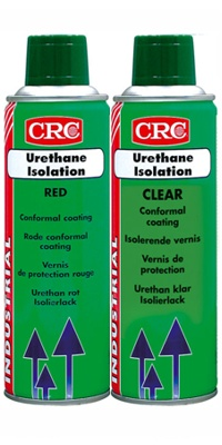 CRC Urethane Isolation RED & CLEAR